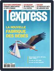 L'express (Digital) Subscription May 8th, 2019 Issue