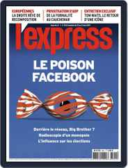 L'express (Digital) Subscription May 15th, 2019 Issue