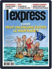 L'express (Digital) Subscription May 22nd, 2019 Issue