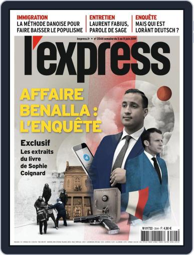 L'express (Digital) June 5th, 2019 Issue Cover