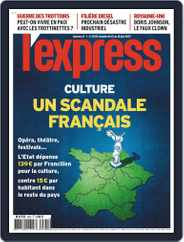 L'express (Digital) Subscription June 12th, 2019 Issue