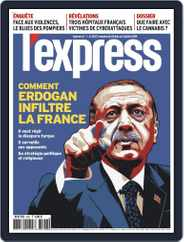 L'express (Digital) Subscription June 26th, 2019 Issue