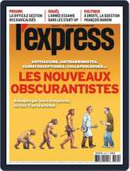 L'express (Digital) Subscription July 10th, 2019 Issue