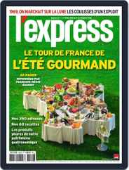 L'express (Digital) Subscription July 17th, 2019 Issue