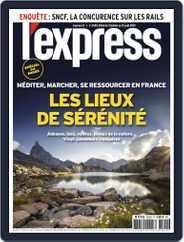 L'express (Digital) Subscription July 31st, 2019 Issue