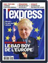 L'express (Digital) Subscription August 14th, 2019 Issue