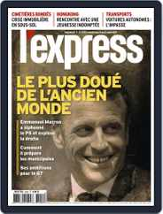 L'express (Digital) Subscription August 21st, 2019 Issue
