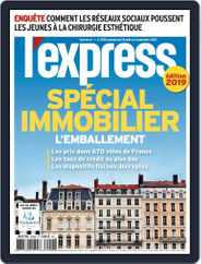 L'express (Digital) Subscription August 28th, 2019 Issue