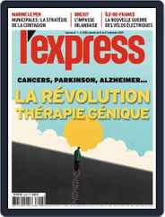 L'express (Digital) Subscription September 11th, 2019 Issue
