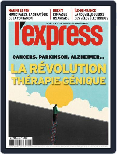 L'express (Digital) September 11th, 2019 Issue Cover