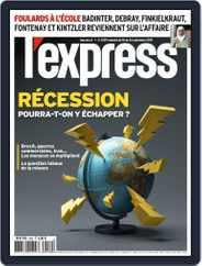 L'express (Digital) Subscription September 18th, 2019 Issue