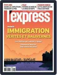 L'express (Digital) Subscription September 25th, 2019 Issue
