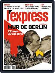 L'express (Digital) Subscription November 6th, 2019 Issue