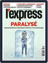 L'express (Digital) Subscription November 13th, 2019 Issue