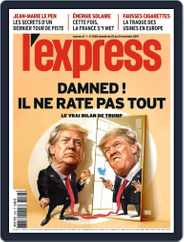 L'express (Digital) Subscription November 20th, 2019 Issue