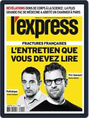 L'express (Digital) Subscription November 27th, 2019 Issue