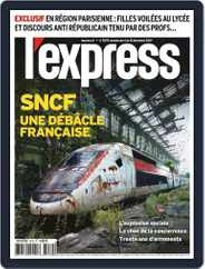 L'express (Digital) Subscription December 4th, 2019 Issue