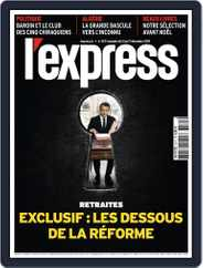 L'express (Digital) Subscription December 11th, 2019 Issue