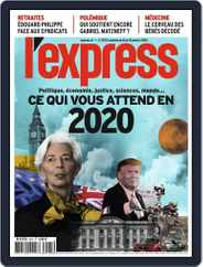 L'express (Digital) Subscription January 8th, 2020 Issue