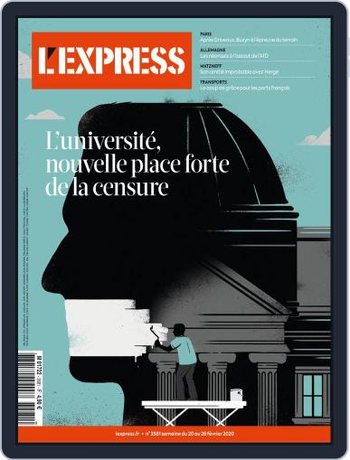L'express (Digital) February 20th, 2020 Issue Cover