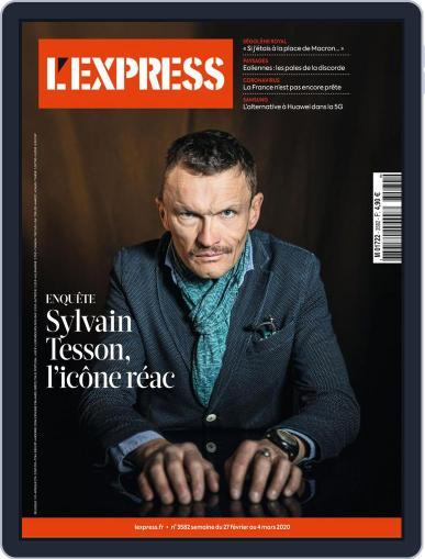 L'express February 27th, 2020 Digital Back Issue Cover