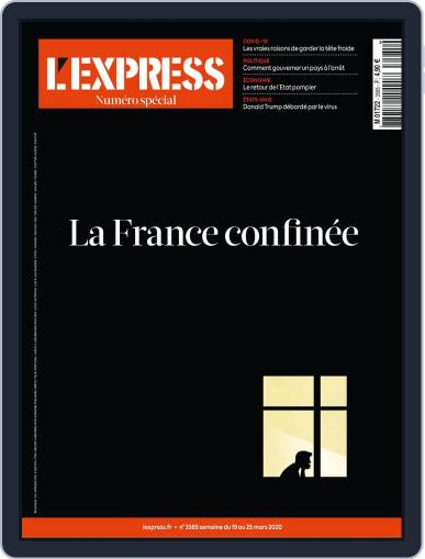 L'express (Digital) March 19th, 2020 Issue Cover