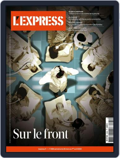 L'express March 26th, 2020 Digital Back Issue Cover