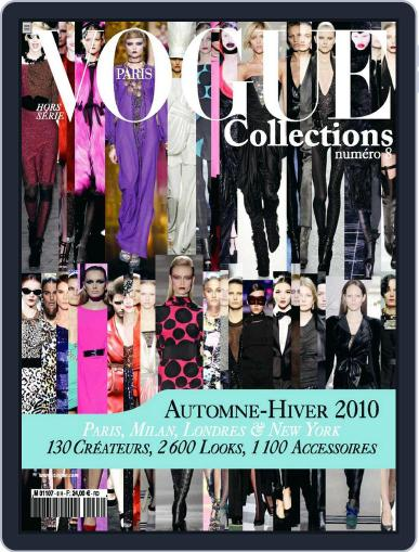 Vogue Collections (Digital) August 24th, 2009 Issue Cover