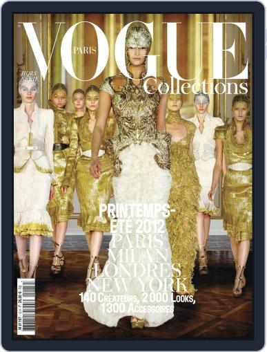 Vogue Collections November 29th, 2011 Digital Back Issue Cover