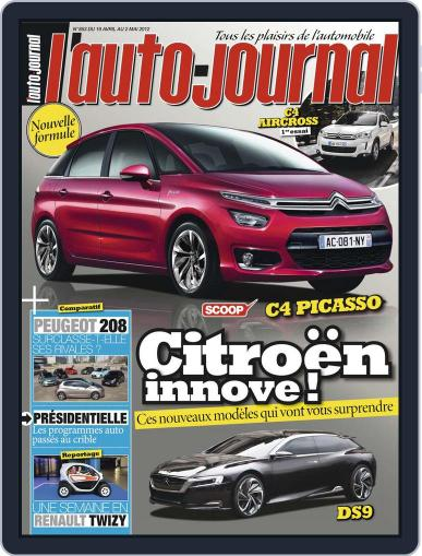 L'auto-journal (Digital) April 18th, 2012 Issue Cover