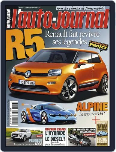 L'auto-journal June 2nd, 2012 Digital Back Issue Cover