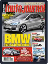 L'auto-journal (Digital) Subscription October 31st, 2012 Issue