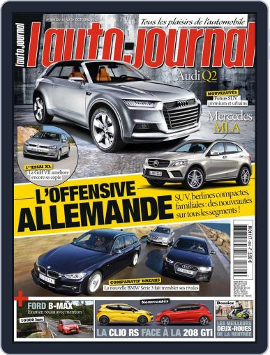 L'auto-journal November 2nd, 2012 Digital Back Issue Cover