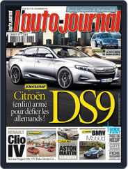 L'auto-journal (Digital) Subscription November 5th, 2012 Issue