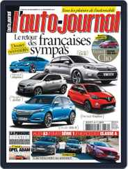 L'auto-journal (Digital) Subscription November 30th, 2012 Issue