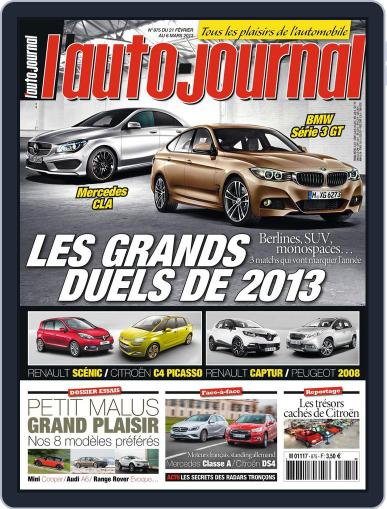 L'auto-journal (Digital) February 23rd, 2013 Issue Cover