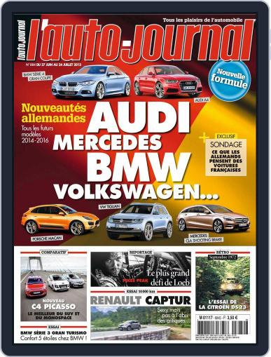 L'auto-journal (Digital) June 27th, 2013 Issue Cover