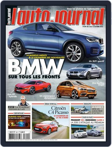 L'auto-journal (Digital) October 2nd, 2013 Issue Cover