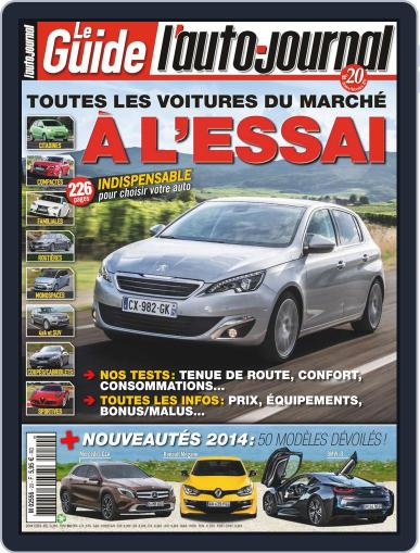 L'auto-journal (Digital) October 23rd, 2013 Issue Cover