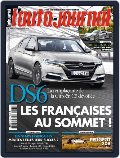 L'auto-journal (Digital) January 9th, 2014 Issue Cover