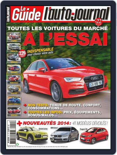 L'auto-journal (Digital) April 29th, 2014 Issue Cover