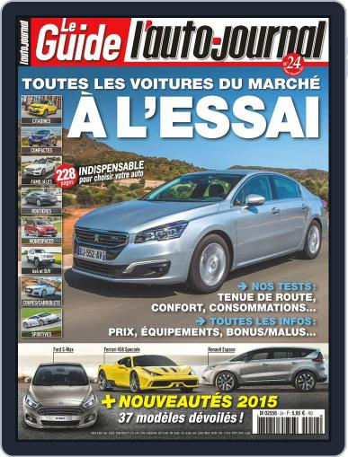 L'auto-journal October 27th, 2014 Digital Back Issue Cover