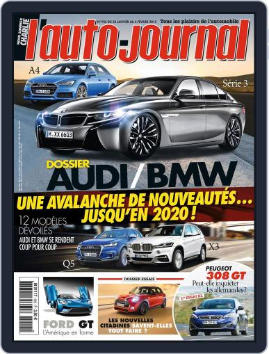 L'auto-journal (Digital) February 4th, 2015 Issue Cover