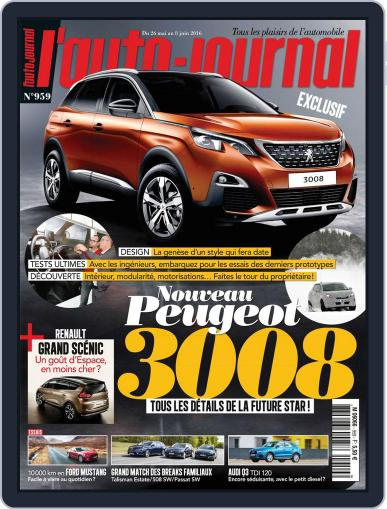 L'auto-journal (Digital) May 26th, 2016 Issue Cover