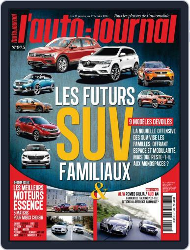 L'auto-journal (Digital) January 19th, 2017 Issue Cover
