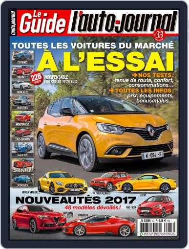 L'auto-journal (Digital) February 1st, 2017 Issue Cover