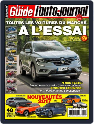 L'auto-journal (Digital) July 1st, 2017 Issue Cover
