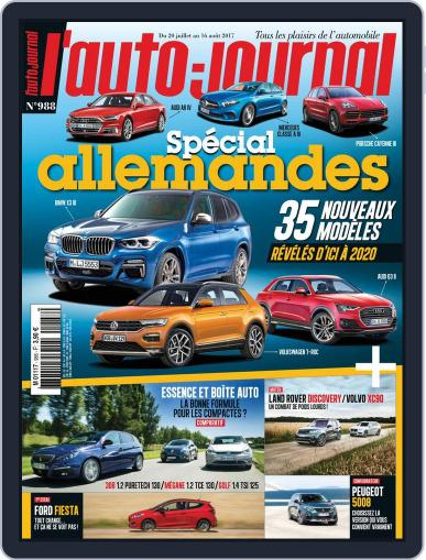 L'auto-journal (Digital) July 20th, 2017 Issue Cover