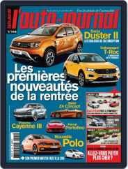 L'auto-journal (Digital) Subscription August 31st, 2017 Issue