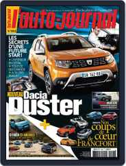 L'auto-journal (Digital) Subscription September 28th, 2017 Issue